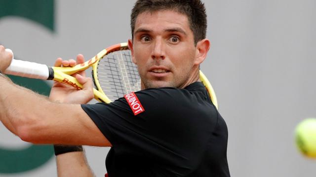 Delbo no logró igualar su mejor actuación en un Grand Slam, en Australia 2016.