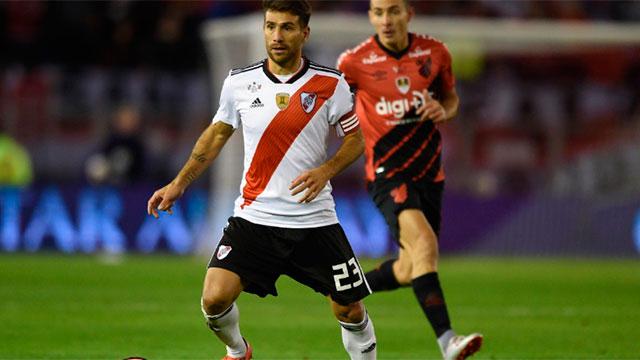 El capitán del Millonario volverá a España y llegaría con lo justo ante Arsenal.