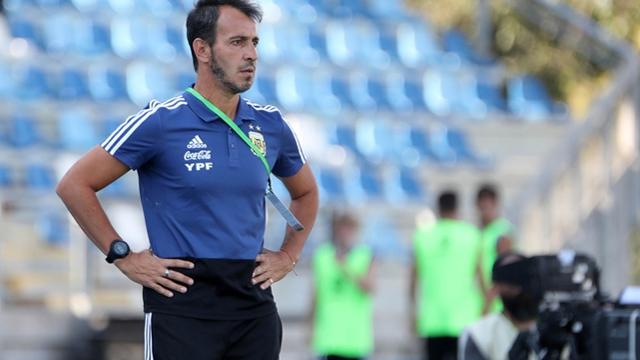 El Bocha Batista eligió sus primeros 22 futbolistas de cara a los Panamericanos.