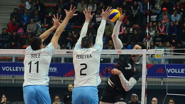 Argentina lleva dos triunfos y una caída entres presentaciones.