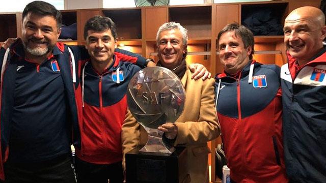La estrategia de Tigre, que apelará para evitar su descenso a la B Nacional.