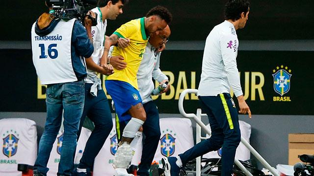 Neymar no podrá jugar la Copa América.