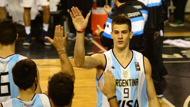 Nico ya jugó en la NBA con las casacas de Dallas Mavericks y Atlanta Hawks.