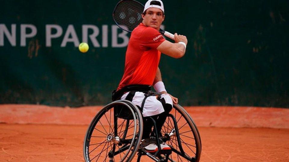 Gustavo Fernández se consagró campeón de Roland Garros.