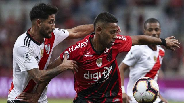 El entrerriano se perderá el primer duelo ante Cruzeiro por la Libertadores.