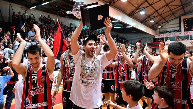 Central Entrerriano se consagró campeón. (Foto: Diario El Día)