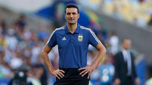 Scaloni continuará como entrenador de la Selección Argentina hasta ...