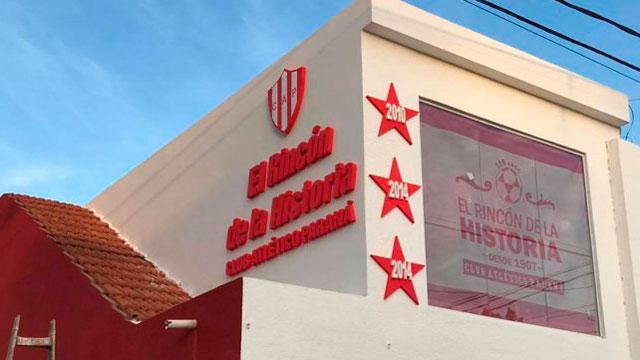 La directiva del Club Atlético Paraná pone a disposición sus instalaciones.