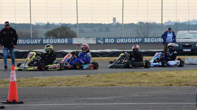 Se disputó la sexta jornada del KRP.