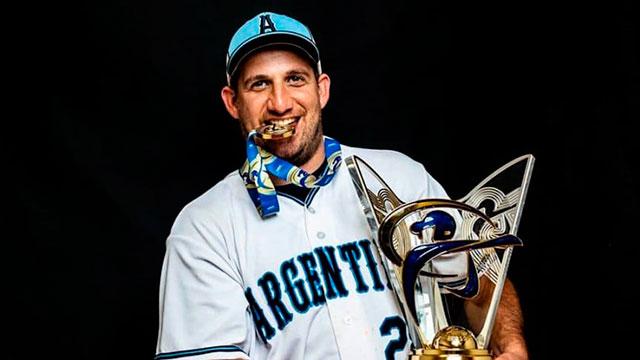 El catcher de 34 años dejó la capitanía de Argentina.