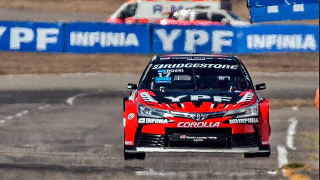Matías Rossi fue el vencedor y Werner culminó sexto.