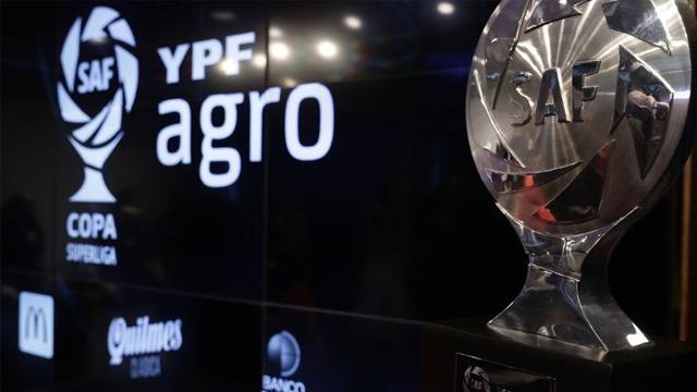 La gran Final de la II Copa de la Superliga se llevará a cabo el 31 de mayo.