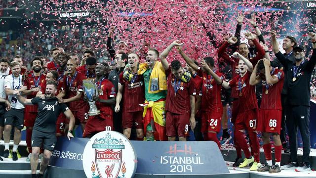 Los Reds se quedaron con el duelo de ingleses campeones de la UEFA.