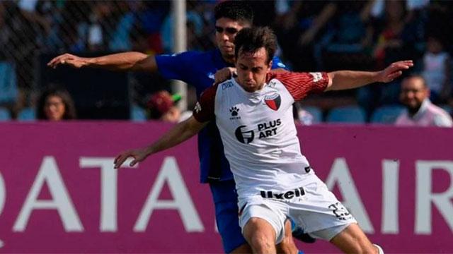 Colón enfrenta a Zulia y va por el pasaje a semifinales de la Sudamericana.