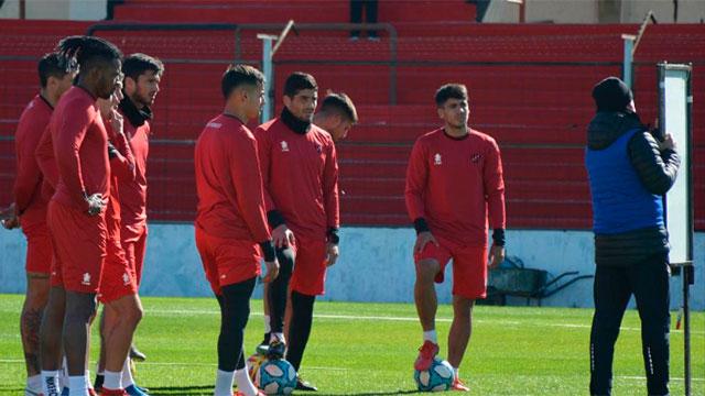 Patrón se prepara para el reinicio de la Superliga.