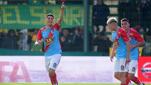 El Arse está invicto y con puntaje ideal en su regreso a Primera División.