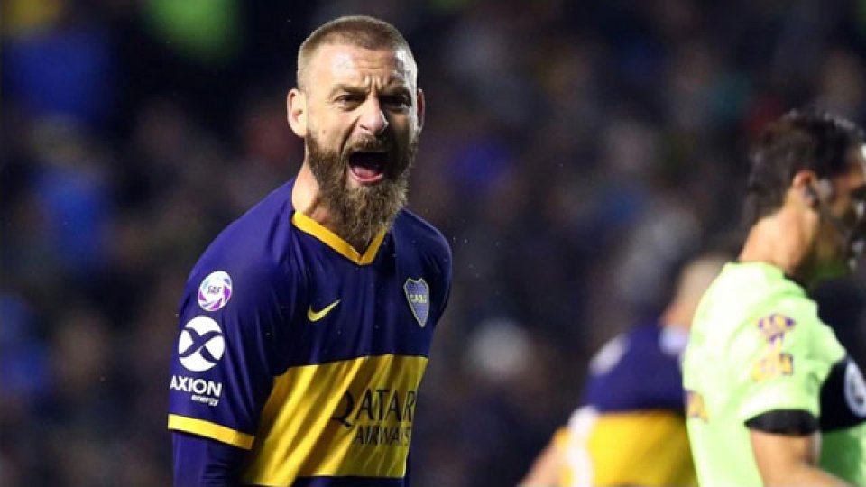 """""""Él quiere mucho a Boca, a los bosteros y a Argentina"""", aseguró Colombo."""
