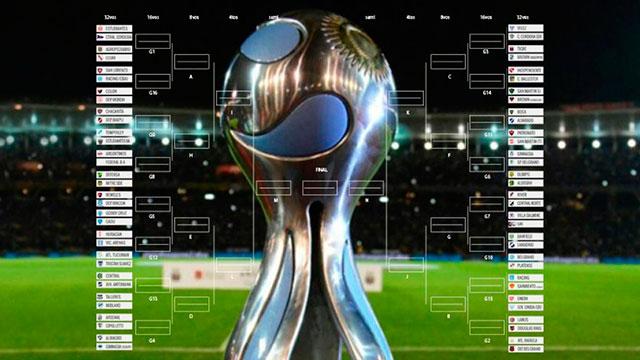 La Copa Argentina toma forma: se confirmaron más partidos por 32 avos