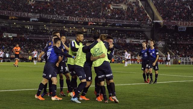 Gran triunfo de la T en Núñez ante un deslucido Millonario.