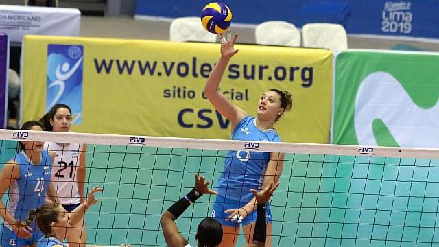 La paranaense Victoria Michel Tosi jugará en un equipo alemán.