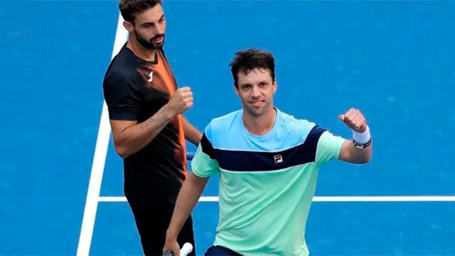 Horacio Zeballos se clasificó al Masters de Londres en dobles.