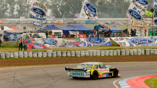 El entrerriano Ayrton Londero largará desde el primer lugar.