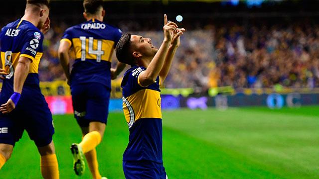 Boca pone en riesgo la punta de la Superliga en el clásico ante San Lorenzo.