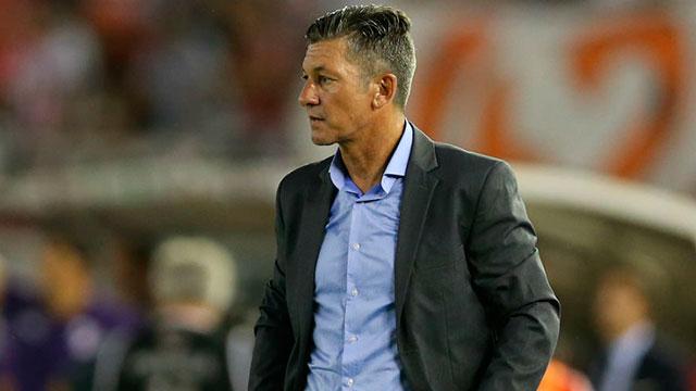 Sciacqua destacó la actuación del equipo ante Aldosivi y valoró el empate.