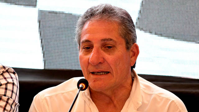 Romeo Pisano y la posible vuelta del TC al autódromo de Paraná.