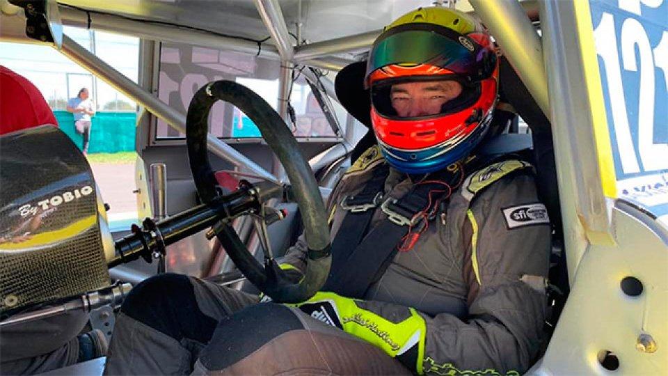 Omar Martínez se subirá a una Ford en el TC Pick Up.