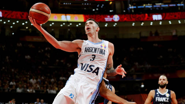 Otro argentino a la NBA: Luca Vildoza, confirmado como nuevo jugador de New York Knicks