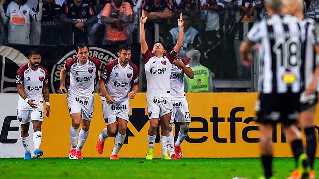 El equipo santafesino hizo historia en Brasil.
