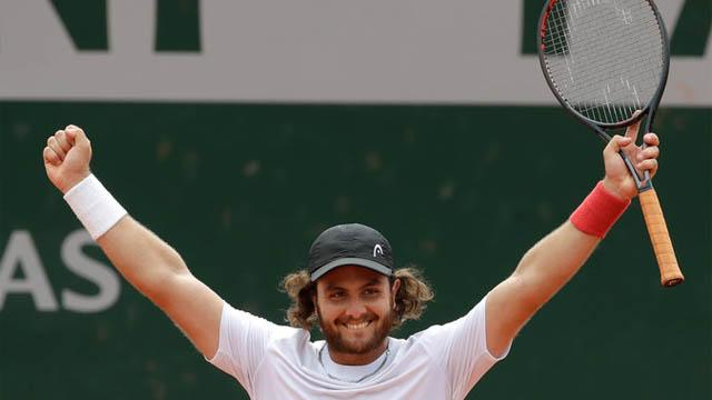 El santiagueño dio un gran paso para meterse en el Australian Open.