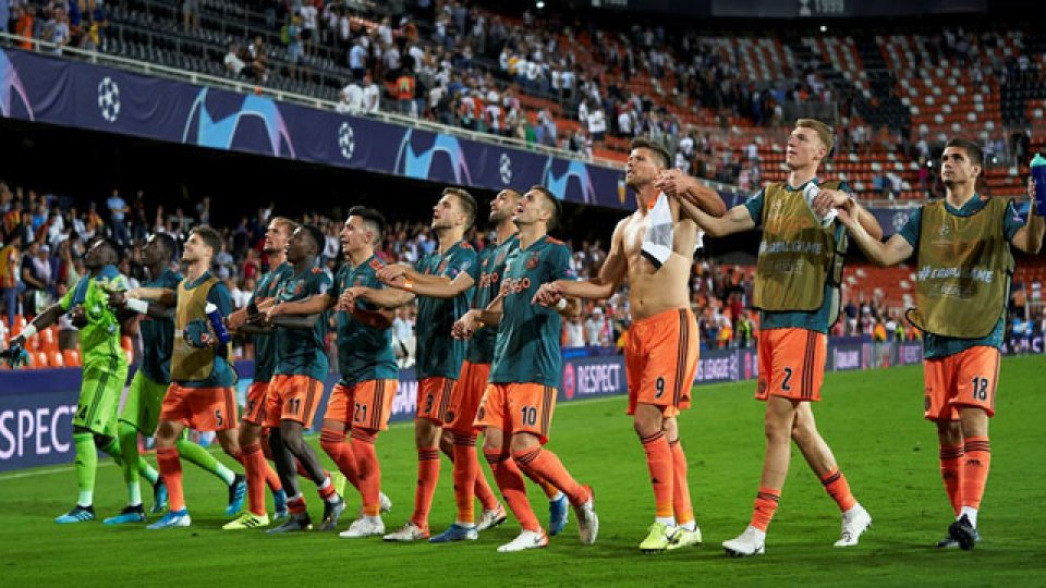 Los Amsterdammers lideran la zona con dos triunfos en forma consecutiva.