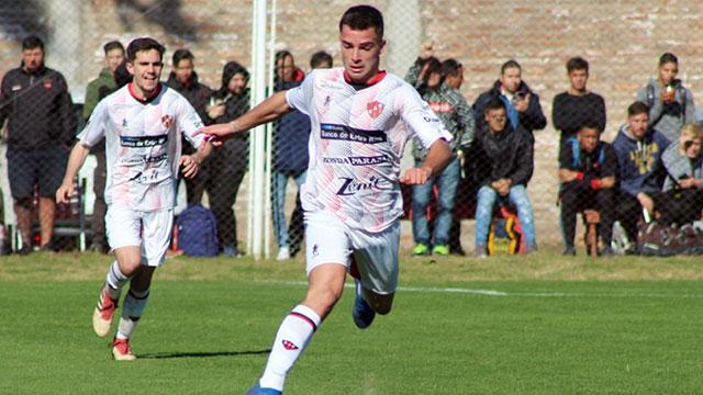 Patrón perdió en el campeonato de Reserva de la Superliga Argentina.