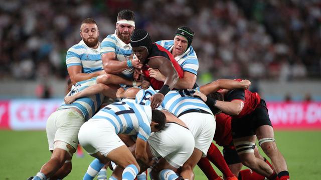 Los Pumas fueron autorizados a entrenarse para disputar el Rugby Championship