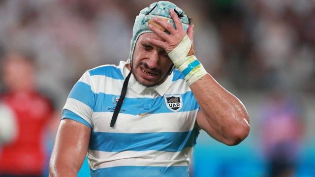 Lavanini sufrió una dura sanción y se perderá el último duelo del Mundial.