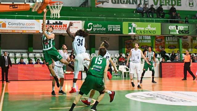 El Verde sufrió una derrota ante La Unión en el Gigante.