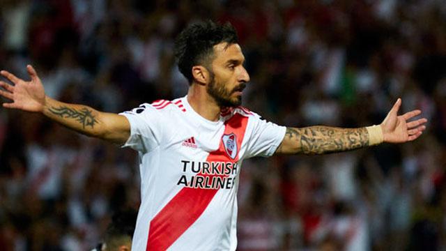 Ignacio Scocco será titular en el Millonario.