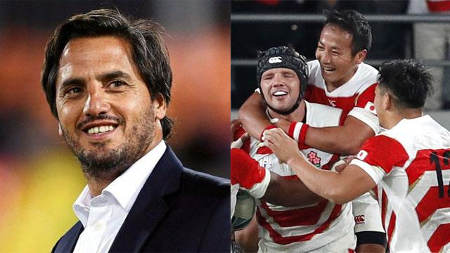 """""""Sabíamos que Japón era potencial competidor"""", manifestó el ex Puma."""