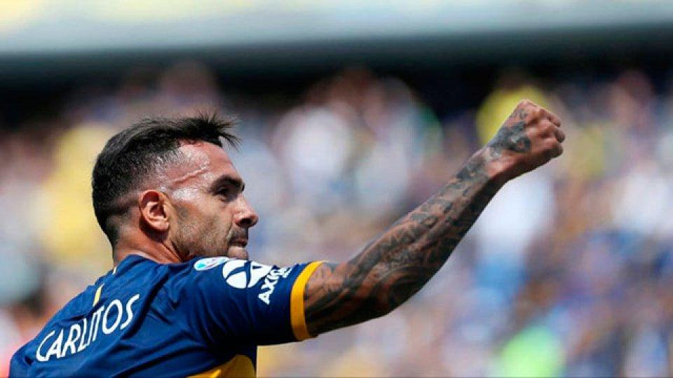 """Carlos Tevez quiere seguir en Boca: """"Me quedaría hasta de utilero""""."""