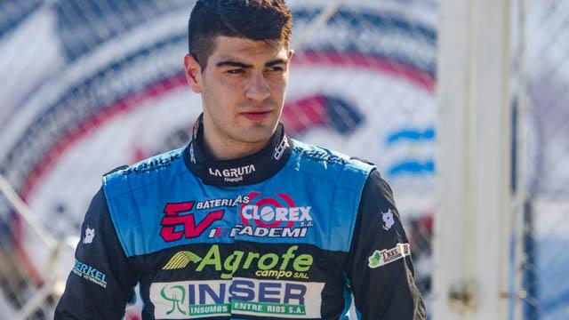 Todino se quedó con la primera clasificación y Londero quedó lejos.