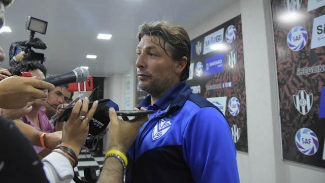 Heinze, un DT más que rechaza al Palmeiras.