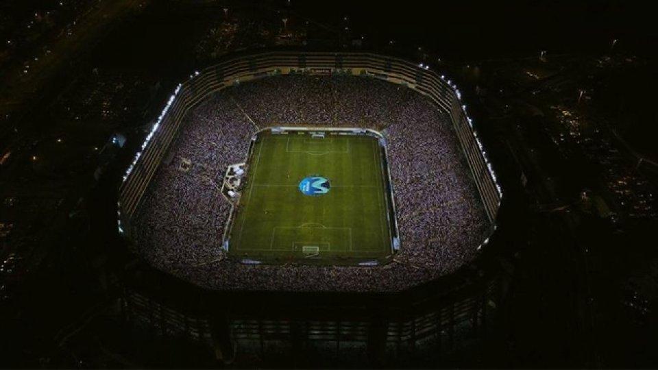 """""""El aforo que va a salir a la venta es de 59 mil espectadores"""", señaló Leguía."""