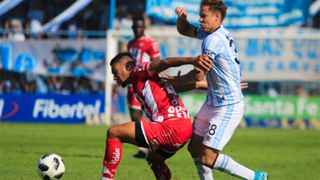 Unión recibe a Atlético Tucumán.