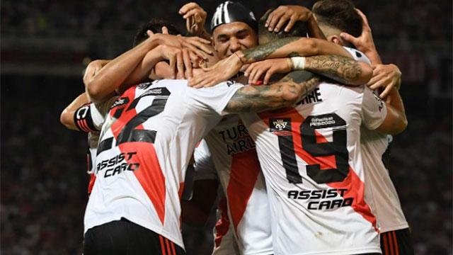 La Filial de River en Paraná convoca a ver la final de la Copa Libertadores.