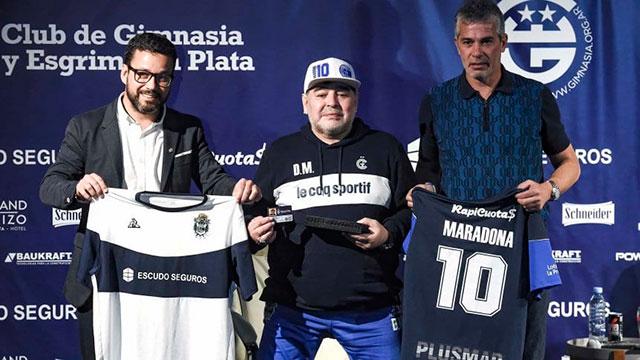 Pellegrino arrasó en las elecciones y Maradona continuará en el club.