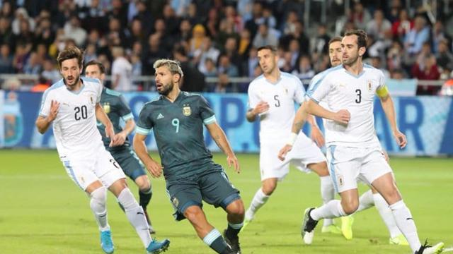 La Selección Argentina jugará, ante Uruguay, su partido oficial número 1000