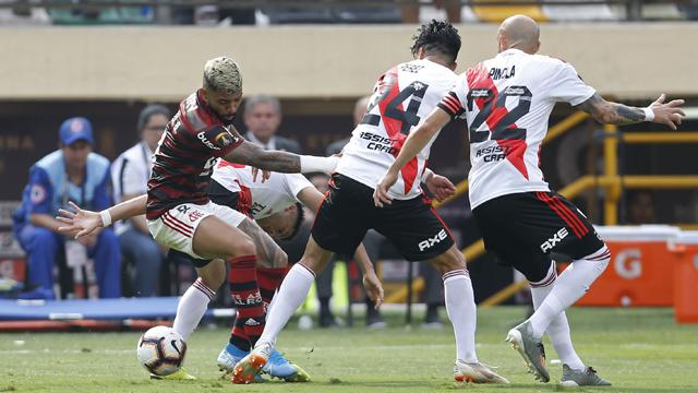 """Revelan el """"secreto"""" de Flamengo para ganarle la Copa Libertadores a River."""