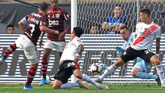 River-Flamengo: Conmebol difundió los audios del VAR.